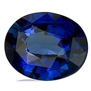 Jaipur Gemstone 8.44 carat Blue Sapphire(neelam)