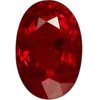 jaipur gemstone sapphire 8.50 carat ruby(manik)
