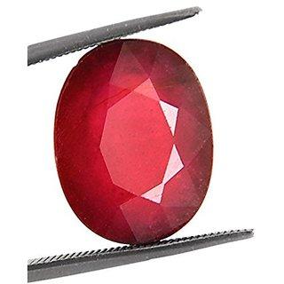 Jaipur Gemstone 6 .00 carat ruby(manik)