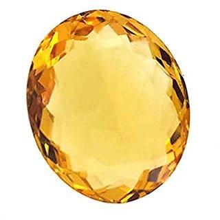 Jaipur Gemstone 9.50 caart yellow sapphire(pukhraj)