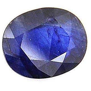 Jaipur Gemstone 8.25 carat Blue Sapphire(neelam)