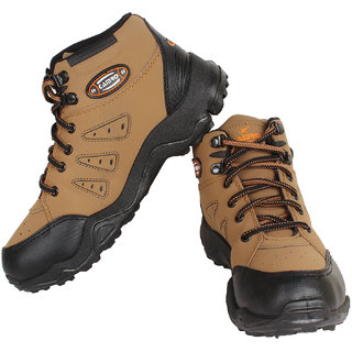 World WEAR Footwear Mens Brown Lace-up Smart Boots