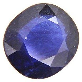 Jaipur Gemstone 10.50 carat Blue Sapphire(neelam)