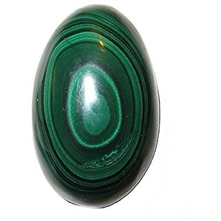 Jaipur Gemstone 5.00 carat malachite stone(malache)