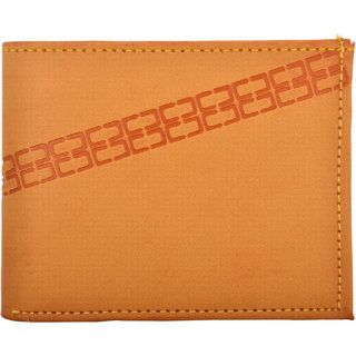 Exotique Mens Beige Wallet (WM0006BG)