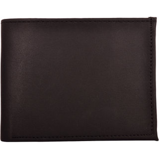 Exotique Mens Black Wallet (WM0008BK)