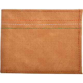 Exotique Mens TAN Wallet (WM0009TN)