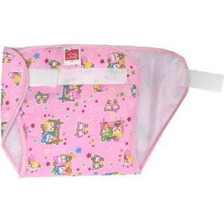 Love Baby Net Diaper - 537 M Pink