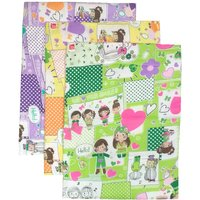 Love Baby Changing Mat Multicolor - 550 P1 Combo