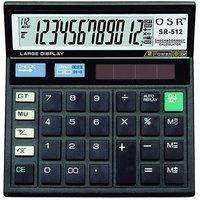 OSR Check   Correct Calculator (SR-512)