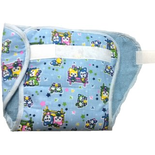 Love Baby Pocket Diaper - 534 S Blue