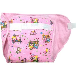 Love Baby Pocket Diaper - 534 M Pink