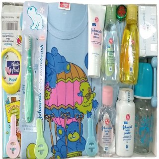 Love Baby Gift Set - Premium Blue