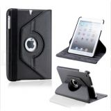 Callmate 360' Rotation Case For IPad 2, 3 & 4 With Free Screen Guard - Black