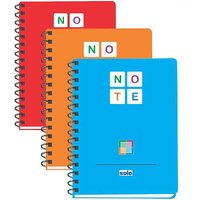 Solo  3 Color Note Book - B5 (Pack Of 2)
