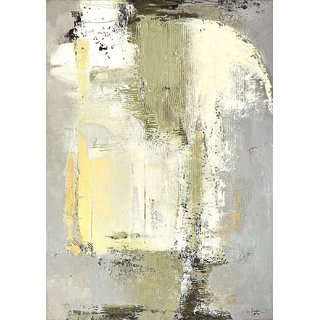 Tallenge - Touch Of Burnish - Medium Size Unframed Rolled Digital Art Print On Photographic Paper For Home And Office Decor (13x18 Inches)
