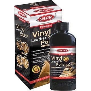 Sheeba Leather  Vinyl Car Polish