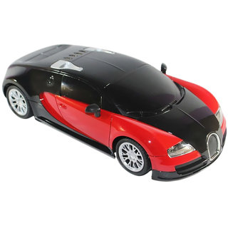 bugatti veyron rechargeable remote control 1 24 model car. Black Bedroom Furniture Sets. Home Design Ideas