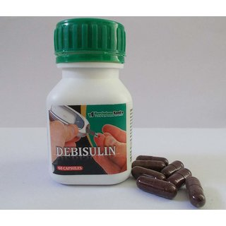 Navchetana Kendra Debisulin 60 Capsules 500 Mg