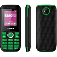 Mido M55 Dual Sim Feature Phone With Auto Call Recorder And Multi Language Support