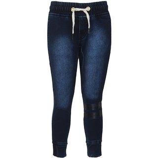 Blue Regular Fit Jean