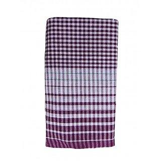 Bhagalpuri Cotton Gamcha Purple