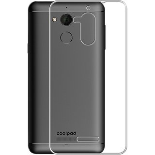 Soft Silicon transparent cover for Coolpad Note 5