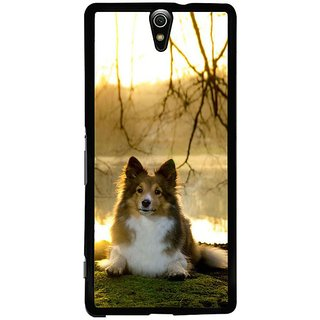 Fuson Designer Phone Back Case Cover Sony Xperia C5 Ultra Dual ( A Portrait Of A Dog )