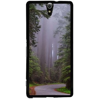 Fuson Designer Phone Back Case Cover Sony Xperia C5 Ultra Dual ( Miles To Go )