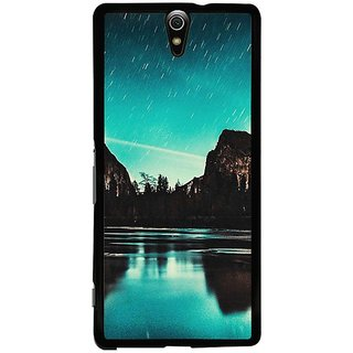 Fuson Designer Phone Back Case Cover Sony Xperia C5 Ultra Dual ( Star Gazing )