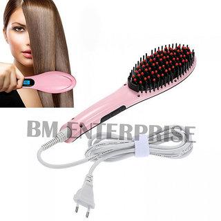 Professional Fast Hair Brush Straightener Irons Hair brush Straightener
