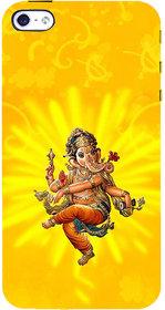 iPhone4 Dancing Lord Ganesha 3D D1001