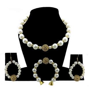 pearl jwellery set
