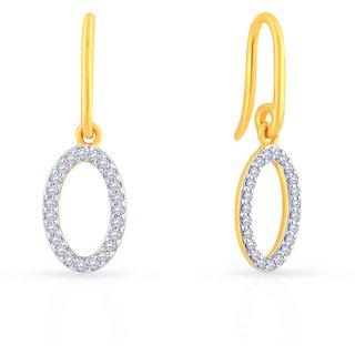 ba5f6028b1f3d Buy Mine Diamond Earring ER20596 Online   ₹15410 from ShopClues