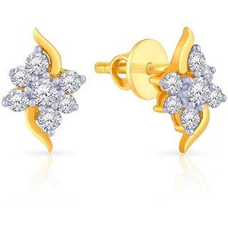 Mine Diamond Earring E100587B