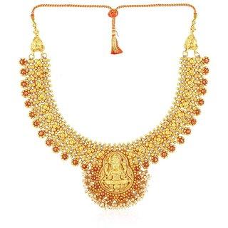 Divine Gold Necklace ANDAAAAABLPQ