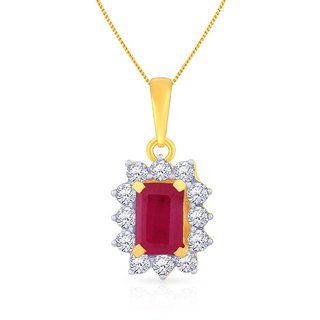 Mine Diamond Pendant KLPCP53323