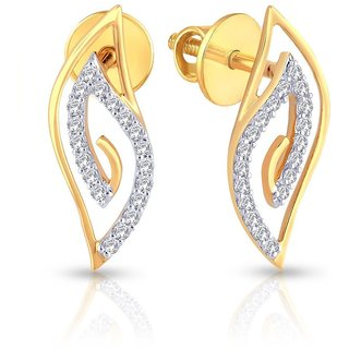 7f7b710dab7d0 Buy Mine Diamond Earring E651895 Online   ₹20556 from ShopClues
