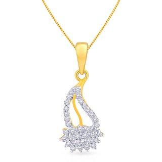 Mine Diamond Pendant DCKDPAANER