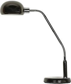 Grey Metal Study Lamp