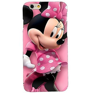 mobile Mickey Mouse Printed Mobile Back Cover