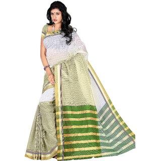 kanak new styles multicolor cotton saree