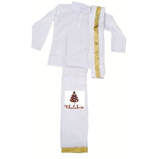 South Indian Tamil Boy Fancy Dress Costume For Kids
