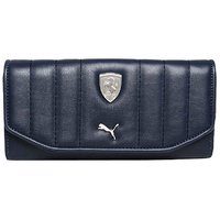 Puma Blue Clutch Wallet For Women