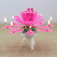 Diya Lights Candle Holder Home Floral Decoration