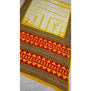 Cotton Shibori Sarees