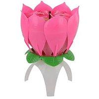 Handmade Floral Decoration Light Diya Candle