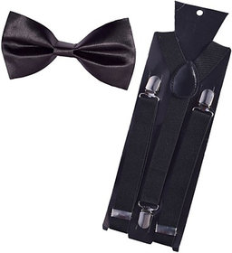 Ws deal Black Suspender And Black Bow (combo)