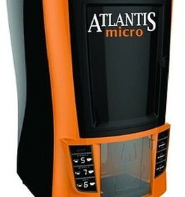 SW- ATLANTIS MICRO VENDING MACHINE (ORANGE DOUBLE OPTION)