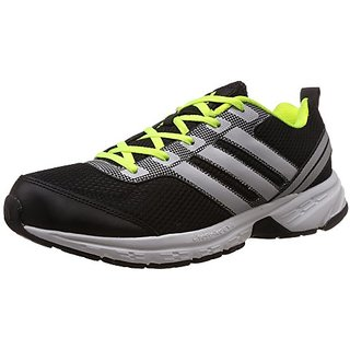 comprare scarpe adidas mens black and silver online - 42%